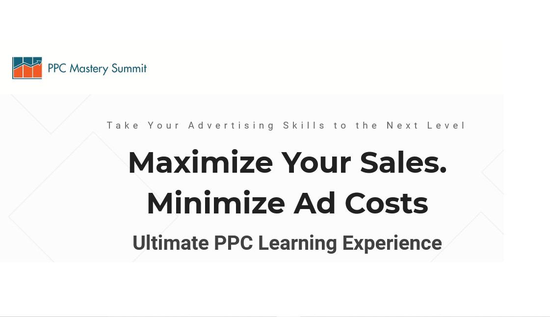 Amazon PPC Mastery Summit