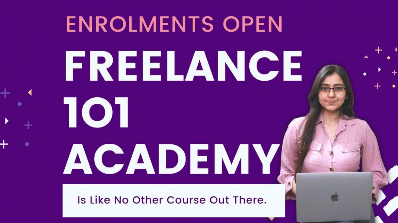 Freelance 101 Academy