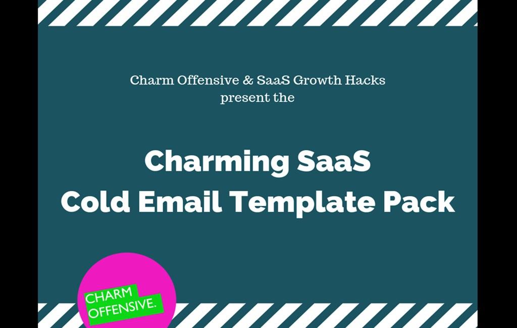 Charming SaaS Template Pack