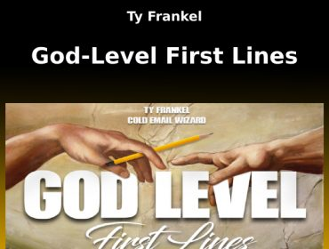 God-Level First Lines